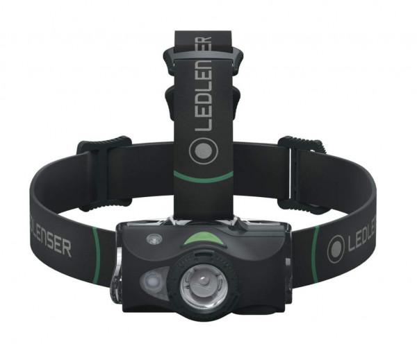 ZWEIBRÜDER - LED Lenser MH8 Kopflampe 600 Lumen - 40Std - 200Meter
