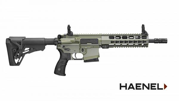 HAENEL - CR223 12,5'' Oliv FA /LA-H .223Rem