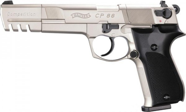 WALTHER - CP88-6''Comp Nickel 4,5mm
