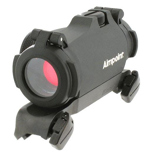 AIMPOINT - Micro H2 Blaser Sattelmontage 2MOA = 6cm auf 100m*
