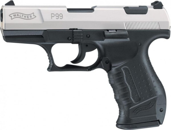 WALTHER - P99 Bicolor 9mm P.A.K. / 15