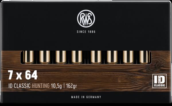 RWS - 7x64 ID-Classic 10,5/162 20er