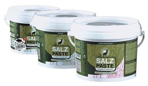 DEUSA - Eimer Salzleckpaste anis 2kg anis