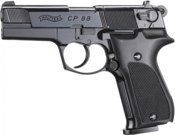 WALTHER - CP88-4'' blue 4,5mm