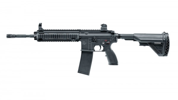 HECKLER & KOCH - T4E HK416 D - 14schüssig .43  ca. 5 Joule