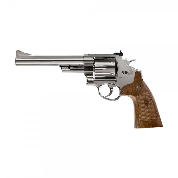 SMITH & WESSON - M29 6,5'' Blue 4,5mm (.177) BB, CO2, < 3,0 J,