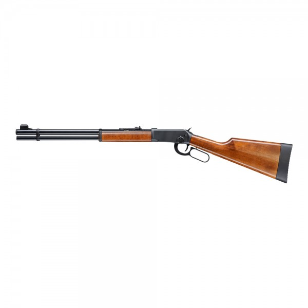 WALTHER - Lever Action black 4,5mm (.177) 8Shot