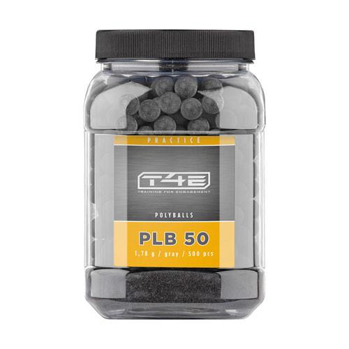 UMAREX - T4E 50 Practice PLB 50 .50 - 500 Stk  tungsten gray
