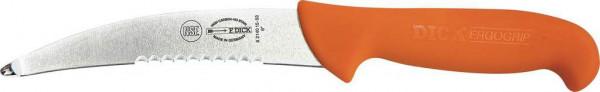 DICK - Gekrösemesser geb 15cm mit Wellenschliff oranger Griff