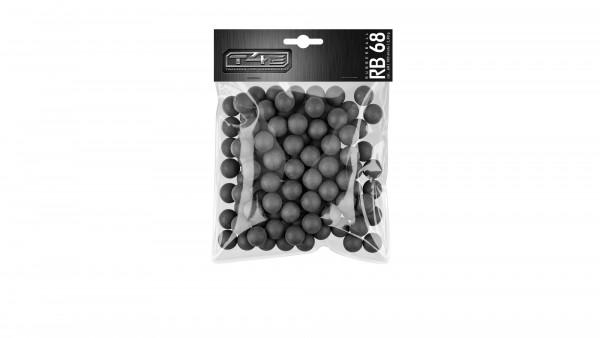 UMAREX - T4E 68 RB Rubber Ball .68 - 100Stk Gummikugeln