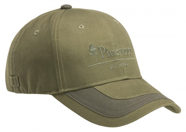 PINEWOOD - Cap TC 2-Colour AnitInsect 713 h.olive