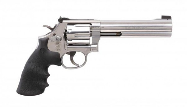 SMITH & WESSON - 686-6 mit Synthetikgriff .357Magnum
