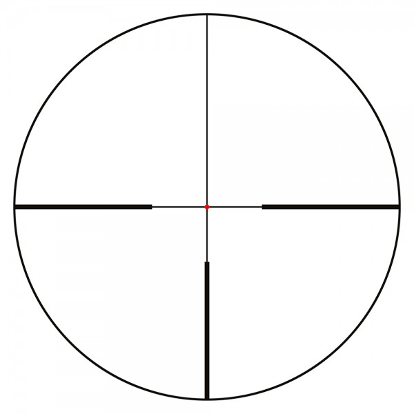 GERMAN PRECISON OPTICS - Spectra 5x  3-15x56i G4i