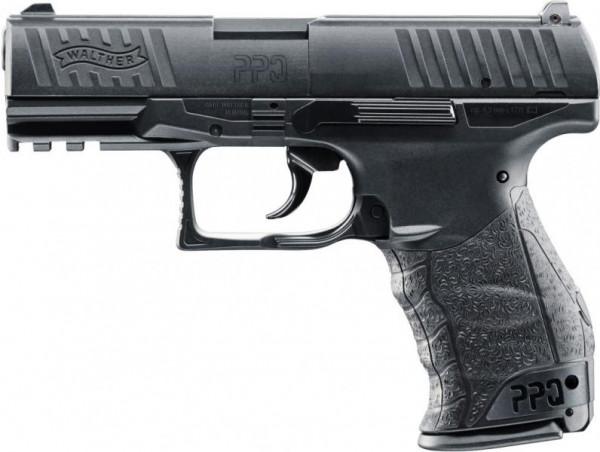 WALTHER - PPQ 4,5mm - 8 Schuß