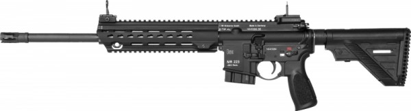 HECKLER & KOCH - MR223A3 16,5 SlimLine .223Rem