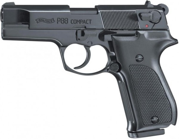 WALTHER - P88 Compact blue 9mm P.A.K / 10