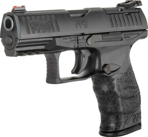 WALTHER - Q4 TAC 4'' 9mmLuger