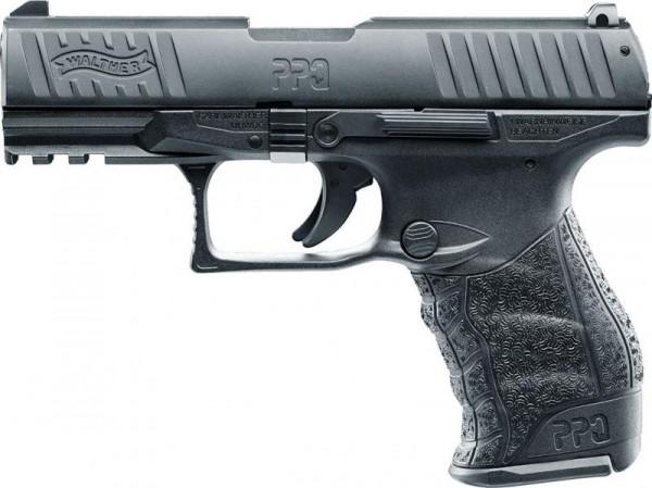 WALTHER - PPQ M2 brüniert 9mm P.A.K. / 15