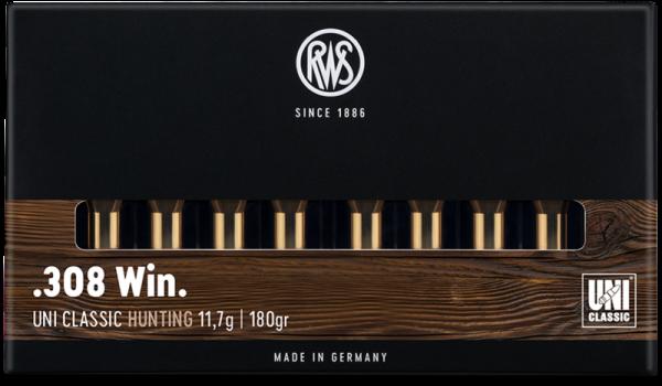 RWS - 308 Win UNI 11,7/180 rot 20er