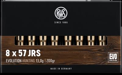 RWS - 8x57 IRS EVO 13/201 20er