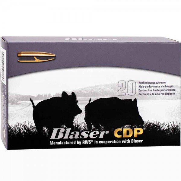 BLASER - 8x57 IRS CDP 12,7g