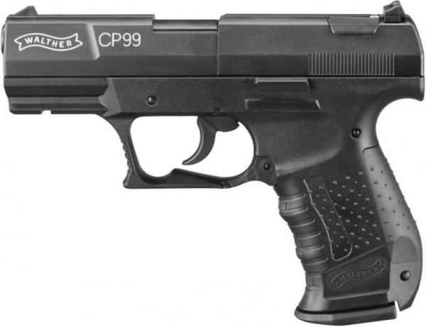 WALTHER - CP99 schwarz 3,3'' 4,5mm
