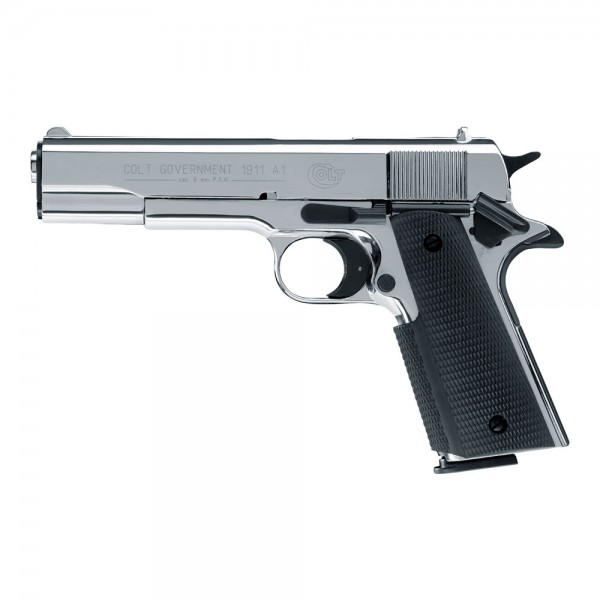 COLT - Government 1911 A1 Polished C 9mm P.A.K.