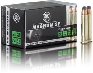 RWS - 22 Magnum TMTL .22WMR - 50er