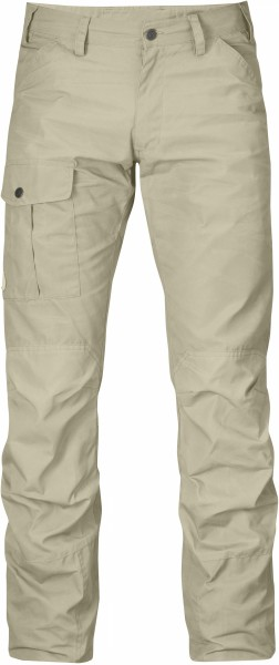 FJÄLLRÄVEN - Nils Trousers Regular 81752 217 Limstone