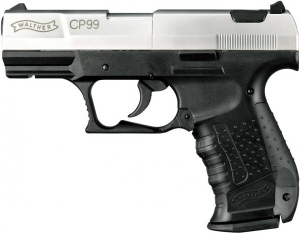 WALTHER - CP99 bicolor 4,5mm