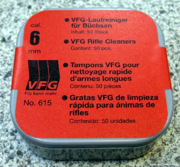 VFG - Laufreiniger 66818-6mm 50er