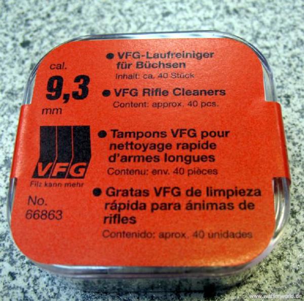 VFG - Laufreiniger 66863-9,3mm 40er
