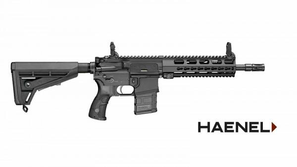 HAENEL - CR223 10'' schwarz .223Rem
