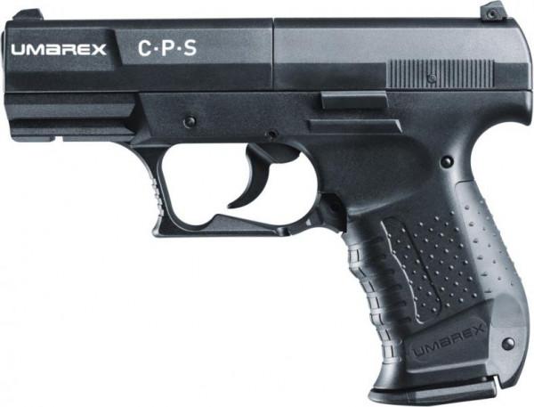 UMAREX - CPS blue 4,5mm schwarz