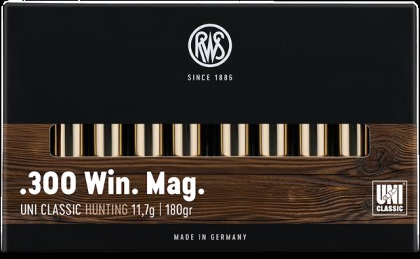 RWS - 300WinMag UNI 11,7/180 20er