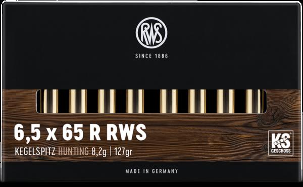 RWS - 6,5x65_R RWS KS 8,2/126 20er
