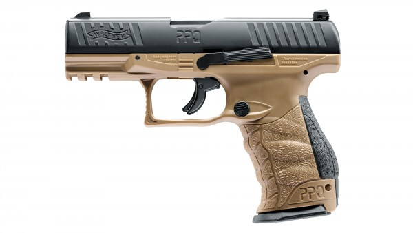 WALTHER - T4E PPQ M2 FDE  Co2 .43 < 7,5 Joule