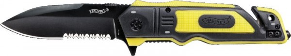 WALTHER - Emergency Rescue Knives ERK Yellow