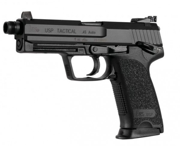 HECKLER & KOCH - USP Tactical .45ACP