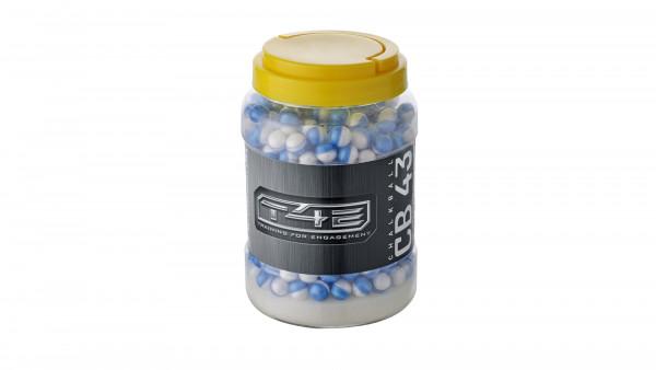 UMAREX - T4E 43 CB Chalkballs .43-2x250 Stk Kreidekugeln