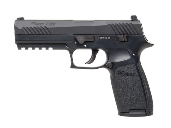 SIG-SAUER - P320 Co2 BlowBack 4,5mm Diabolo -30schüssig