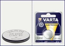 MAXELL - CR2032 Lithium 3V ZM/S&B/MircoDot/Gilmore/Hitpo