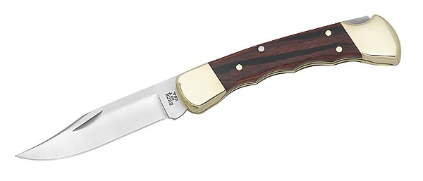 BUCK - 110 FG Folding Hunter + Etui 13cm