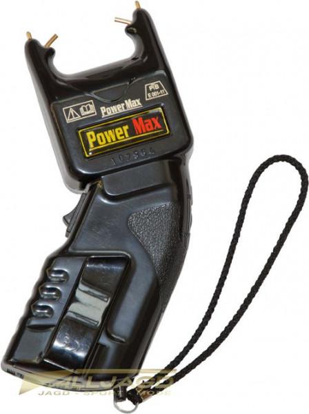 ALLJAGD - Elektroschocker Power Max PTB 500.000V ohne Batterie 2x9V