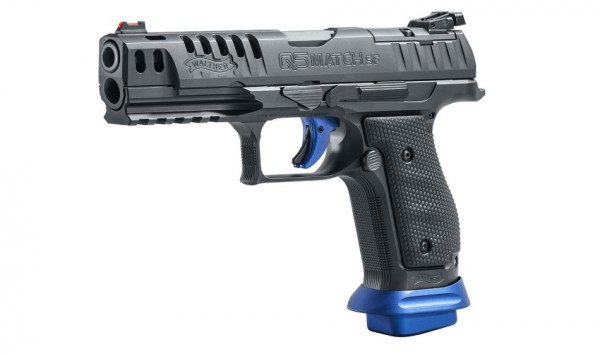 WALTHER - Q5 MATCH SF Champion 15+2 9mmLuger