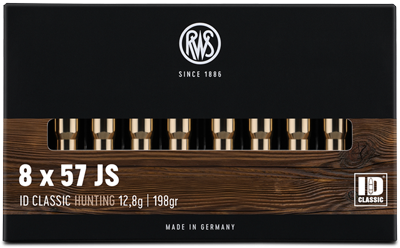 RWS - 8x57IS ID-Classic 12,8/196 20er