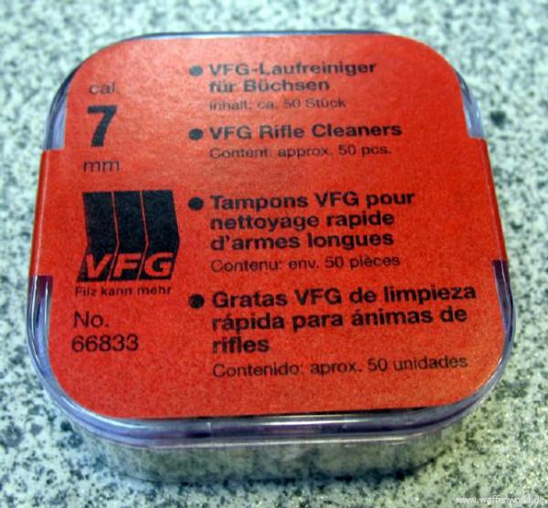 VFG - Laufreiniger 66833-7mm 50er