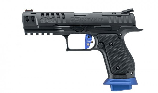 WALTHER - Q5 MATCH SF Expert 15+2 9mmLuger