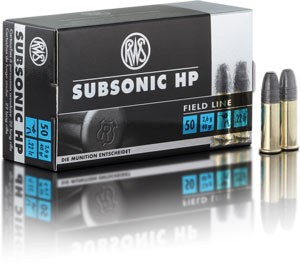 RWS - Subsonic .22lfb