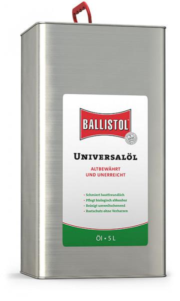 KLEVER - Ballistol Universalöl Kanister 5l
